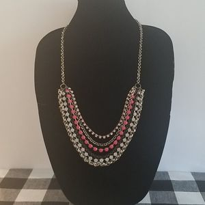 Loft Multi Strand Necklace